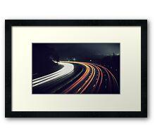 Long Way Home Framed Print