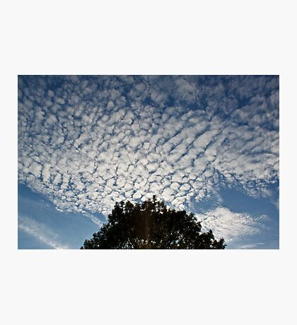 Crazy Clouds Photographic Print