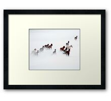 After the Blizzard 2 Framed Print