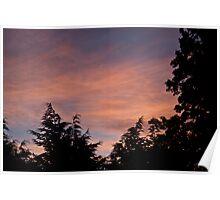Morning Sky Poster