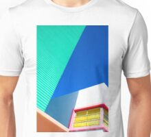 Miami South Beach Art Deco district, USA Unisex T-Shirt