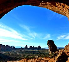 View from the Double Arch by NordicBuckeye