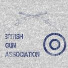 British Gun Association Faded by ThunderArtwork