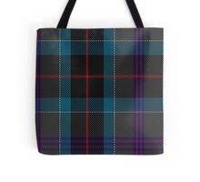 00448 Beauty Firth and Glens Tartan  Tote Bag