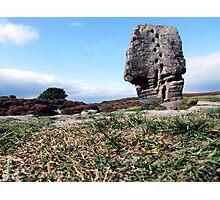 Cork Stone Photographic Print