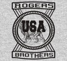 usa california lords tshirt by rogers bros by usala
