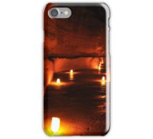 Night Petra iPhone Case/Skin