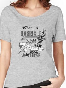 A Cursed Night Women's Relaxed Fit T-Shirt