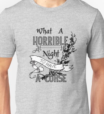 A Cursed Night Unisex T-Shirt