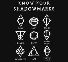 Know Your Shadowmarks (Light) One Piece - Long Sleeve