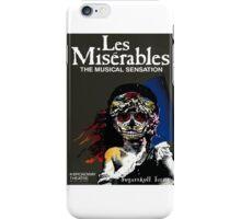 Les Miserable iPhone Case/Skin