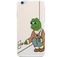 Pepe The Frog shirts/pillows/stickers/cases iPhone Case/Skin