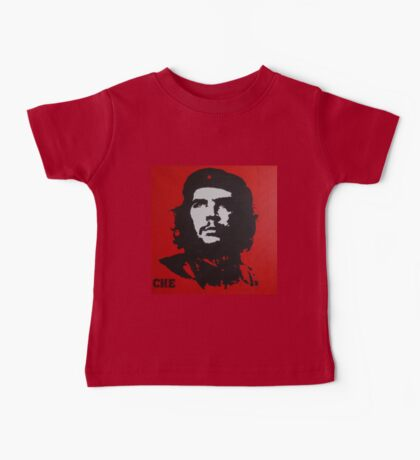 Red Che Baby Tee