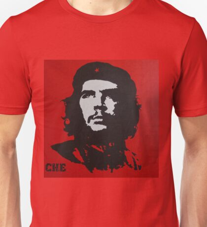 Red Che Unisex T-Shirt