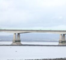 Severn Bridge by Mjay