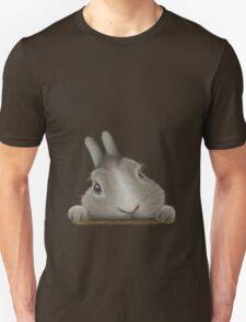 Curious Little Bunny Unisex T-Shirt