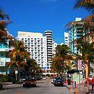 South Beach Miami, Florida by Bruno Beach