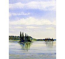 White Lake, Northern Ontario Canada - Hwy 17 Photographic Print