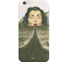 The road ahead  iPhone Case/Skin