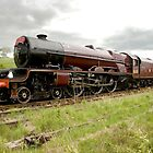 Steam Locomotive - Princess Elizabeth by McBay