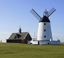 Lytham Windmill by Darren Kitchen