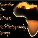 African Art and Photography Group Member Banner by Olitto