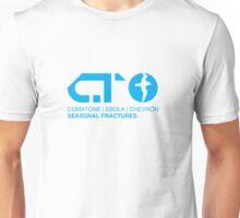 COMATONE - Seasonal Fractures LOGO Unisex T-Shirt