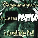 """""""The Bridge"""" Banner for Challenge by Steve Farr"""