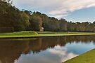 Studley Royal Water Garden by WatscapePhoto