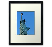 New York, New York Framed Print