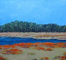 The New Forest by Marie Edlin