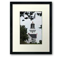 Cape Elizabeth Light - Maine Framed Print