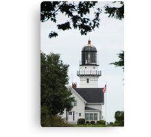 Cape Elizabeth Light - Maine Canvas Print
