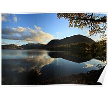 Last Light Crummock Water Poster