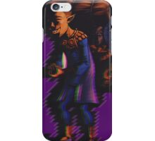 THE LEGEND OF ZELDA - MAJORA'S MASK - SALESMAN GLITCH EDIT iPhone Case/Skin
