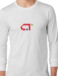 COMATONE - RGB LOGO Long Sleeve T-Shirt
