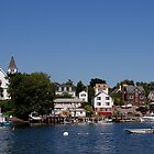 Kittery, Maine by Steve Borichevsky