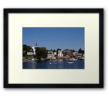 Kittery, Maine Framed Print