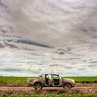 Abandoned Farm Truck by Kent DuFault