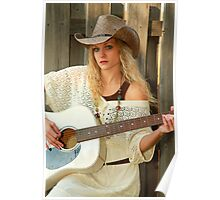 Singing Country Poster