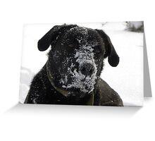 Nothing Like A Big Ol' Frosty Mug!!!!!!!! Greeting Card