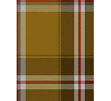 00450 Bell's Whiskey Tartan  Photographic Print