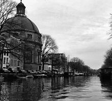 Amsterdam by Lisa Williams