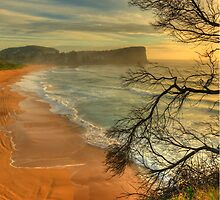 One Fine Day - Avalon Beach, Sydney Australia -The HDR Experience by Philip Johnson
