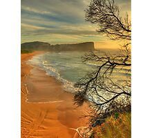 One Fine Day - Avalon Beach, Sydney Australia -The HDR Experience Photographic Print