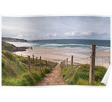 Down To Sennen Cove Poster