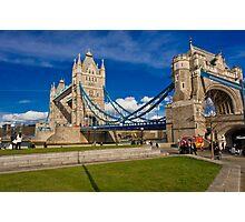 Tower Bridge: London, UK. Photographic Print
