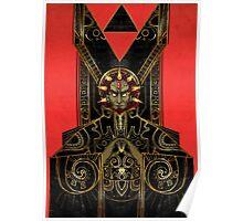 Ganondorf The Demon King Poster