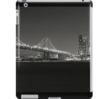 San Francisco Bay Bridge iPad Case/Skin