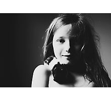 June Photographic Print
